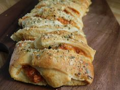 chicken parmesan croissant bread - Drizzle Me Skinny!Drizzle Me Skinny!