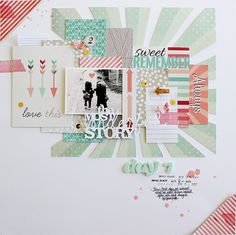 Lilith's scrapbooking venture: The first day *I LOWE SCRAP*