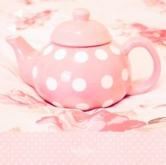 I would love to have a vintage tea party with my idol gabi