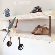 Love this idea for my son's room one day!
