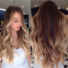 * HOW-TO, Formulas & Pricing >>> #behindthechair #balayage #ombre #blonde