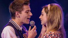 Sepp vs Shauni - 'Marvin Gaye'   The Battles   The Voice van Vlaanderen 2016