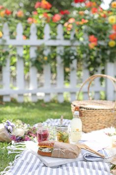 A Charming Mother's Day Picnic