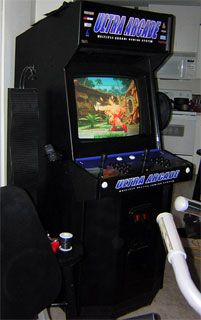 In the process of making my own MAME arcade machine... then i will have all the classics!!!