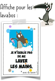 Gestion des toilettes avec Loup - Here's a List of Education Companies Offering Free Subscriptions to . School Organisation, Classroom Organization, Classroom Management, Wolf, Petite Section, French Immersion, Nursery School, Anchor Charts, Kindergarten