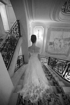 Inbal Dror gown style, dream, inbral dror, inbal dror, beauti, stunning wedding dresses, dror 2012, bride, coco chanel wedding dress