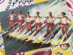 Vintage Cypress Gardens Florida Aqua-Maids by 3floridagirls