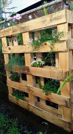 diy-pallet-herb-garden.jpg (960×1745)