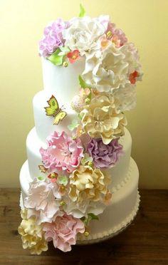 Fantasia Floral!!!   ~ Stunning!  All edible