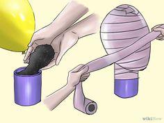 Cómo hacer una cabeza de maniquí