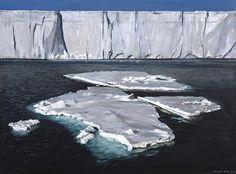 Antarctica I Richard Estes