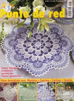 like this doily = ns