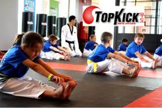 $99 for One Week Full Day Spring Break Camp + BONUS One Month of Lessons and FREE Uniform from TopKick Martial Arts - 3 VA Locations (77% off - $420 value)