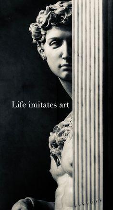 Ancient Greek Sculpture, Greek Statues, Michelangelo, Vaporwave Art, Roman Sculpture, Greek Art, Renaissance Art, Italian Renaissance, Classical Art