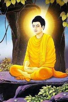 Bodh Gaya, Baby Buddha, Buddha Art, Lord, Flowers, Buddha, Buddha Artwork, Floral, Buddhist Art