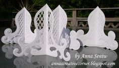 A Peek Inside The Creative Corner: New Anja Card Stand