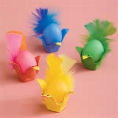 fun, chick eggs!