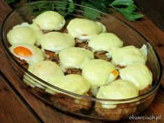 Polish Recipes, Pork, Pudding, Cheese, Cooking, Kitchen, Desserts, Kitchens, Meat
