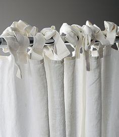Longueur personnalisée Rideau lin attaches rideaux haut - sans doublure ou des rideaux par NordicStyle sur Etsy https://www.etsy.com/be-fr/listing/228718001/longueur-personnalisee-rideau-lin