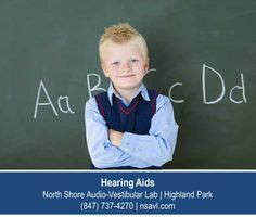 http://nsavl.com – Ready to tackle the world with a new hearing aid from North Shore Audio-Vestibular Lab in Highland Park. We work with patients of all ages including children.