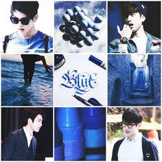 // got7 Jr. - blue //                                                                                                                                                      More