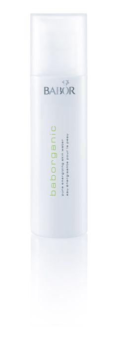 #Pure energizing skin water Un #tonico #senza #alcol che lavora per #rinfrescare, #tonificare e #rinvigorire.