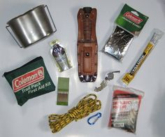Survival Kit Learn how to survive any situation at dansdepot.com