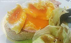Huevos Benedictina