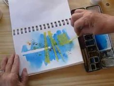 Watercolor Sketching - Part 3 BONUS VIDEO - with Cathy Johnson - YouTube