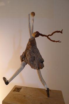 Sculpture ©2013 par nicole agoutin -  Sculpture