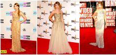 Taylor Swift lumineuse !