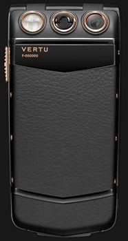 Vertu Ayxta & Ayxta Precious - limited edition luxury mobile phones