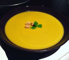 Soup of the day #sweetpotato