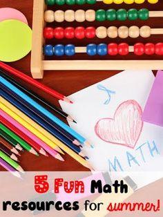 5 Fun Math Resources to Keep Kids Motivated! - Teacher's Toolkit