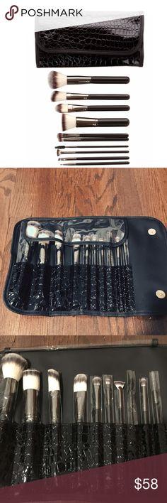 Basic Cosmetic Brush Set 510 by Crown Brush #7