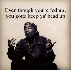 Rapper quotes and tupac shakur photos life sayingYou can find Rapper quotes and more on our website.Rapper quotes and tupac shakur photos life saying True Quotes, Great Quotes, Quotes To Live By, Inspirational Quotes, Thug Life Quotes, 90s Quotes, Deep Quotes, Tupac Love Quotes, Gangsta Quotes