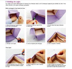 coller du tissu