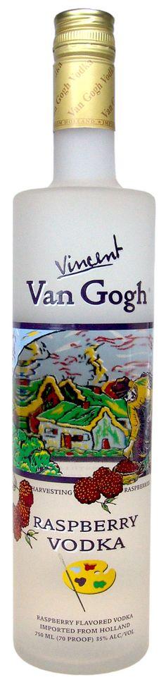 Van Gogh Raspberry Vodka
