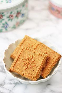 Galletas shortbread o galletas escocesas
