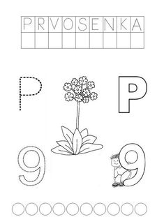 Spring Activities, Activities For Kids, Crafts For Kids To Make, How To Make, Worksheets, Nursery, Jar, Education, Flowers