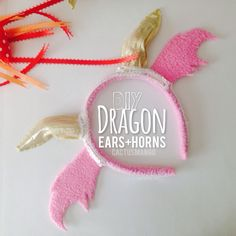 For boys, dragon headband