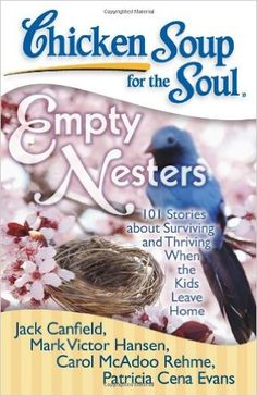 The empty nest syndrome is a common form of grief that people often find quite unexpected.  Find useful help and advice on this page . . . .