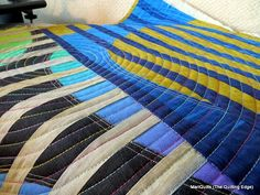 The Quilting Edge: Another Day...Another Spiral