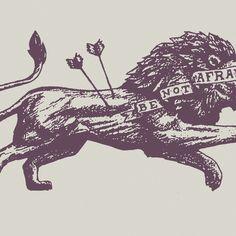 Be Not Afraid Art Print by Scott Erickson | Society6