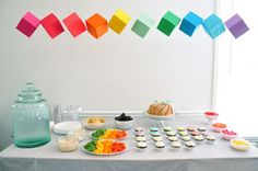 Modern ideas    Google http://www.modernpartyideas.com/wp-content/uploads/2011/09/annillygreen-rainbow-party-dessert-table-Modern-Party-Ideas.jpg vaizdų paieškos rezultatai