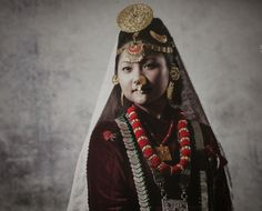 Inspired by traditional Nepali Jewellery
