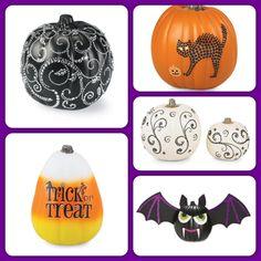 Craft #Pumpkin ideas from #MichaelsStores