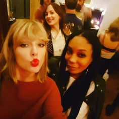 Taylor Swift and Dakota Johnson in NYC - October 13 2016