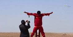 Islamic State militants have ratcheted up their savagery with a horrific video showing an ...