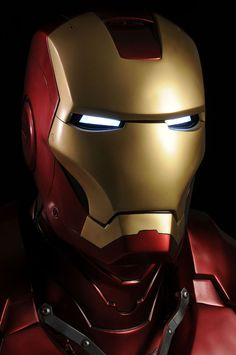Iron Man has to be hands down my favourite superhero of all time!